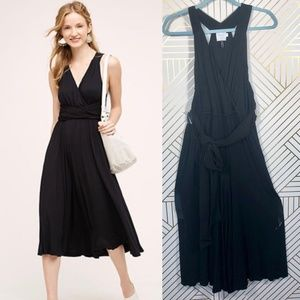 Anthropologie HD Paris Downtown Wide-Leg Jumpsuit